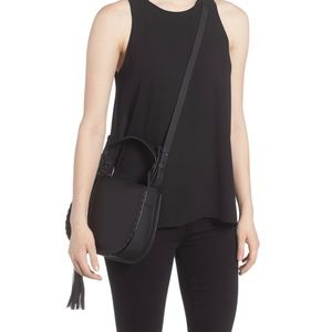 All Saints Mori Crossbody Bag